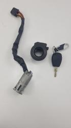 Dacia kontak ve imolizer okuyucu komple anahtar dahil