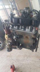 Şahin Motoru Komple (Sıfır Gibi) Garantili