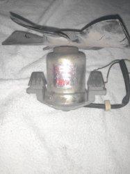 Tofaş mako çift hız kalorifer motoru