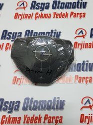 Opel astra h airbag