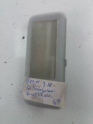 Bmw 3.16 E36 tek kapı güneşlik alti tavan aydınlatma-sağ