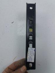 Bmw 3.16 E36 emniyet kemer ayar demiri ve düğmesi-sağ