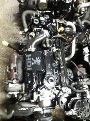 Peugeot 206 komple motor dızel