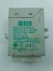 Bmw 3.16 E36 tek kapı immobilizer ECU