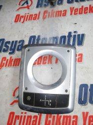 Opel Astra H zemin konsolu için kapak