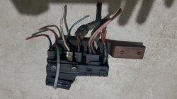 Pejo 605 Sigorta Elektrik Rolesi