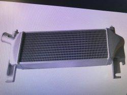 Nıssan navara sıfır ıntercoll radyatörü