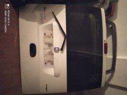 Fiat Doblo arka bagaj kapısı