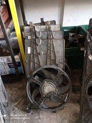 Fiorino radyatör fan motoru