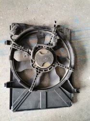 Hyundai getz fan paneli