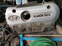 Hyundai getz motor üst plastiği