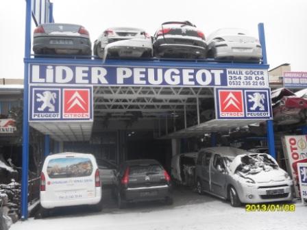 Lider Peugeot